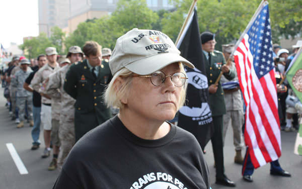 Ann Wright, Col., US Army (ret.)