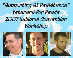 Supporting GI Resistance workshop