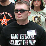 """Where is the rage?"" asks Iraq War veteran"