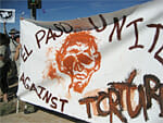 Ft. Huachuca rally to oppose torture