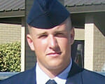 Airman Michael Thurman wins CO discharge