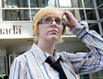 Lesbian war resister asks for Canada asylum
