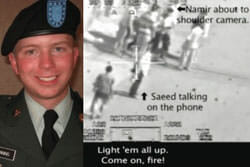 Defend Bradley Manning! Facing 52 years for sharing video