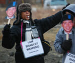 "Military statements regarding Bradley Manning ""patently false"""