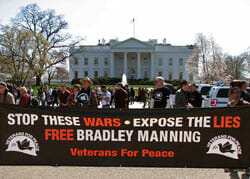 Global Bradley Manning action days, March 19-20