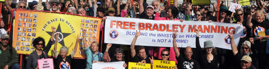 We need your help to support Bradley and all resisters