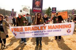 Campaign ends torturous treatment of Bradley Manning!