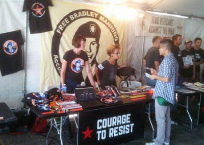 Rage Against the Machine concert LA