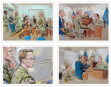 Manning prosecution incurably infected by misconduct