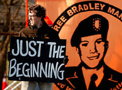 Bradley Manning accepts responsibility