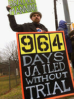 Bradley Manning's fight for justice at Ft. Meade