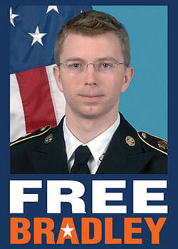 Bradley Manning explains why he gave docs to WikiLeaks