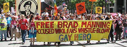 LGBTQ leaders uphold Bradley Manning Pride honor