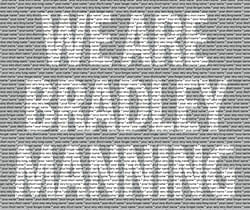 NY Times ad declares: We are Bradley Manning