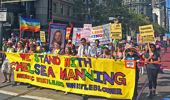 President Obama Commutes Chelsea Manning's Sentence!