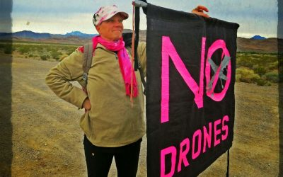 Shut Down Creech to demand end of drones