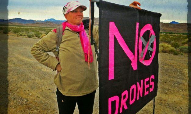 Shut Down Creech to demand end of drones