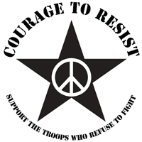 courage to resist logo