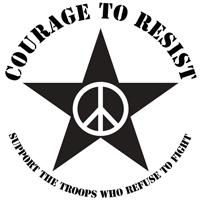 courage to resist logo