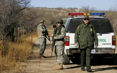 National Guard to roundup immigrants? Resist!