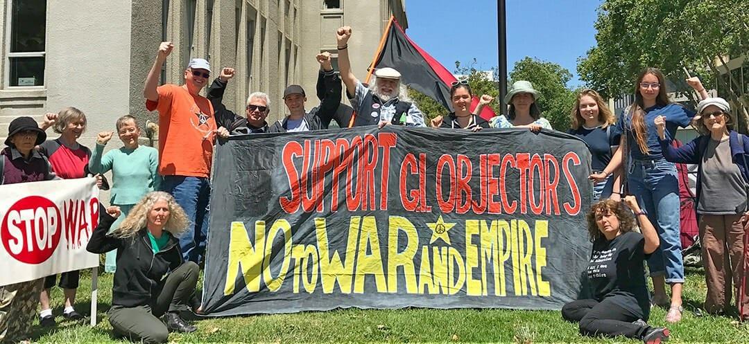berkeley war resister day 2017