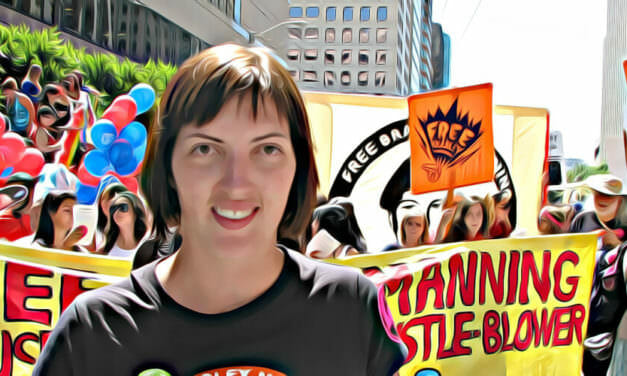 Podcast: Emma Cape on building the Chelsea Manning campaign