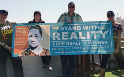 Whistleblower Reality Winner Accepts Responsibility for Helping Expose Attacks on Election Systems