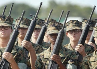 Podcast: Will the US expand the draft to women or finally end it?