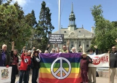 12th Annual CO & War Resisters Day