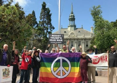 Peace & Justice!