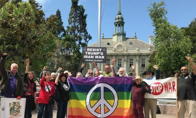 Resisting War & Offering Peace