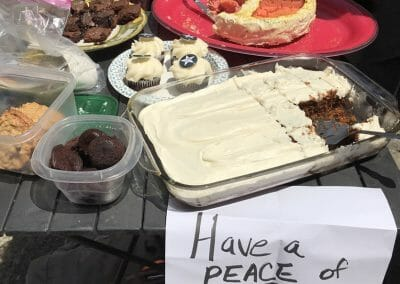 Have a Peace of Cake