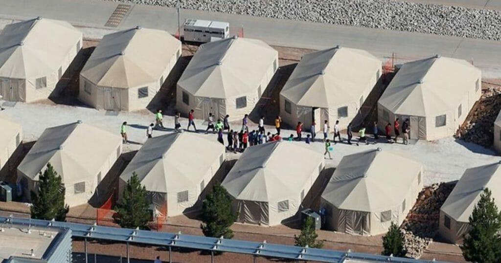immigrant camps