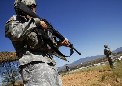 Why the deployment of active-duty troops to the border is illegal