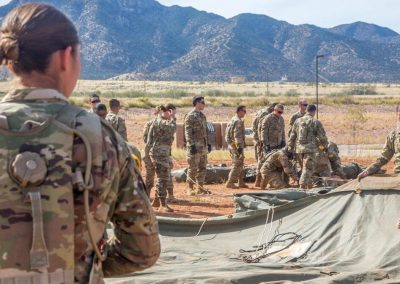 Deployed to the border: A test of conscience for GI's