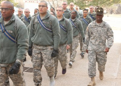 Analysis of military service commission's interim report