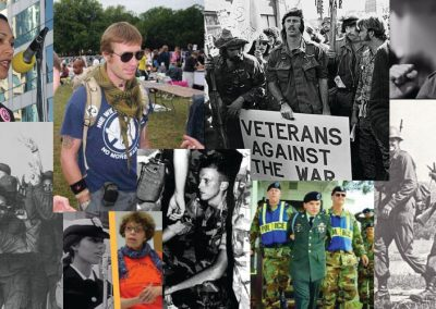 Share your story of military resistance!