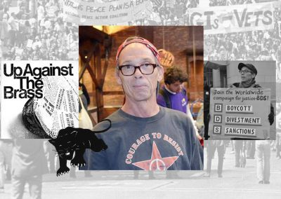 """Podcast: Patrick McCann, """"I really realized the United States was a criminal enterprise"""""""