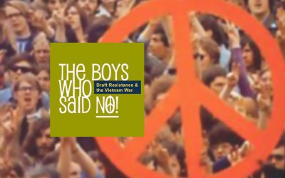 """The Boys Who Said NO!"" upcoming documentary"