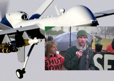 Petition to free Daniel Hale; Pled to one charge of drone whistleblowing
