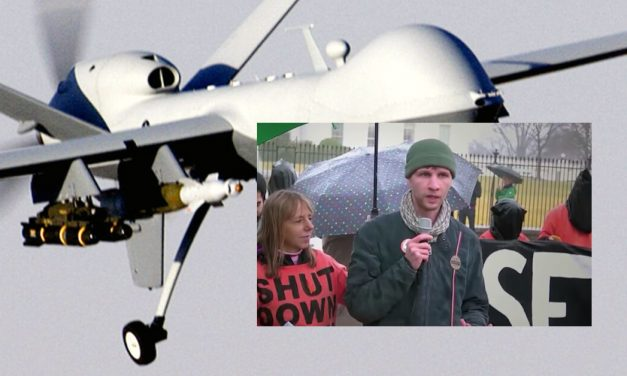 Drone warfare activist Daniel Hale facing 50 years for whistleblowing