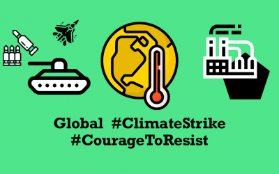 Global ClimateStrike social media images