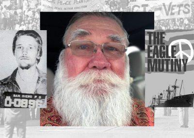 Podcast: Al Glatkowski's anti-war high seas mutiny aboard the SS Columbia Eagle