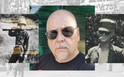 """Podcast: """"Veterans need to tell their stories"""" – Dan Shea"""