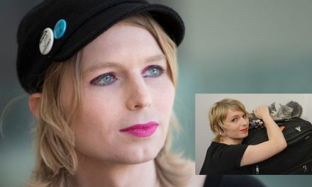Chelsea Manning is free and quarter million in fines paid!
