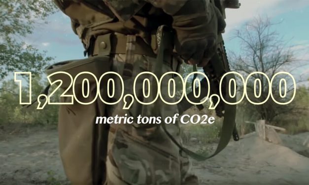 Video essay on the true cost of the military-industrial complex