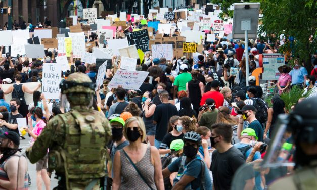 If Trump Refuses to Leave, What Next? Military's Role in Civil Unrest