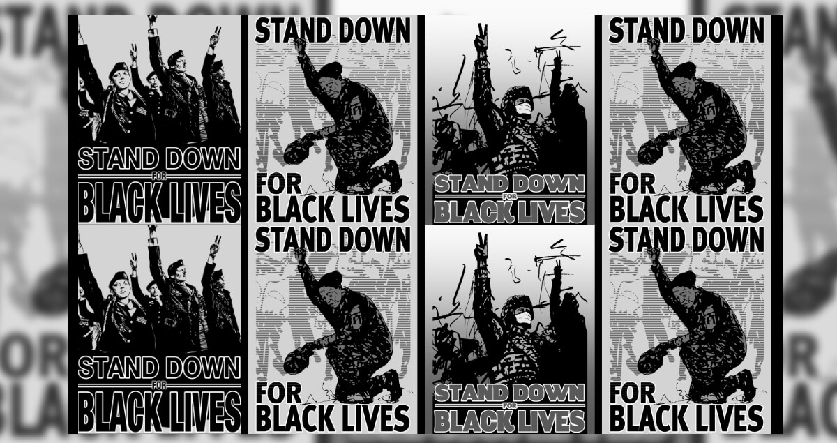 TROOPS: Stand Down for Black Lives