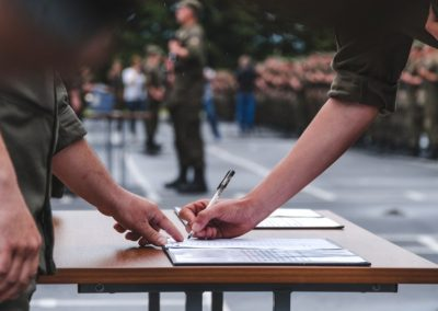 Get Military Recruiters Out of Our High Schools