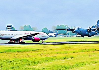 US Military Operations and Shannon Airport (Ireland)